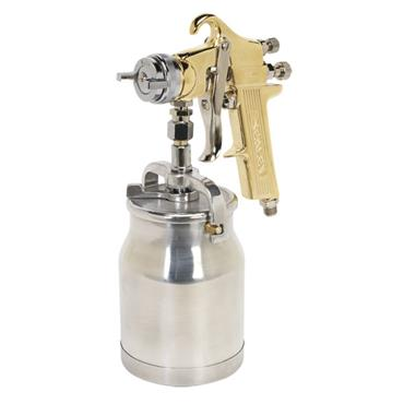 Sealey S701 1.8mm Spray Gun Professional Set-up Suction Feed