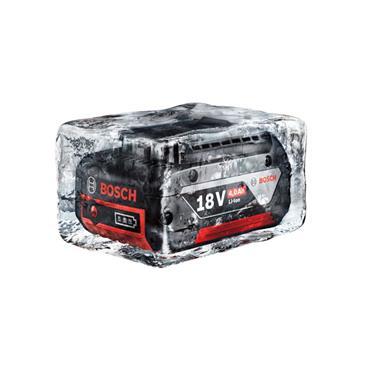 Bosch GST 18 V-LI Professional 18 Volt  Cordless Jigsaw, 2 x 5.0Ah Batteries