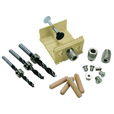 General Tool 841 E-Z Pro Doweling Jig Kit