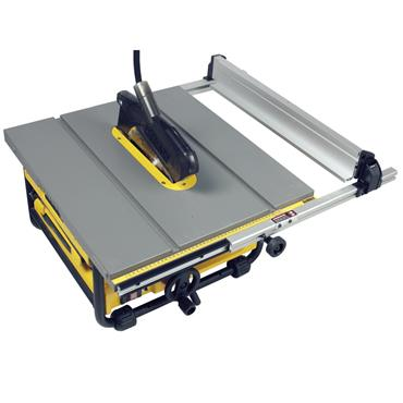 DeWALT DW745 Heavy Duty Lightweight Table Saw