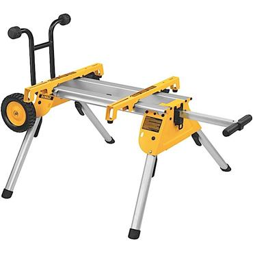 DeWALT DE7400 Heavy Duty Rolling Saw Workstation