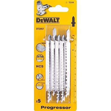 DeWALT DT2057-QZ T234X HCS Wood Cutting Jigsaw Blades