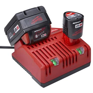 MILWAUKEE M12-18FC Multi-Voltage Charger