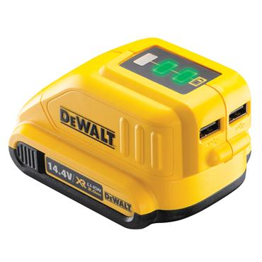 DeWALT DCB090 10.8 - 18 Volt Multi Voltage USB Charger