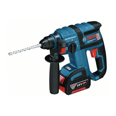 Bosch GBH 18 V-EC 18 Volt SDS Plus Brushless Rotary Hammer Drill, 2x 5.0Ah Batteries