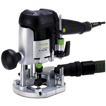 "Festool OF 1010 EQ-PLUS GB 1010 Watt 1/4"" Router"