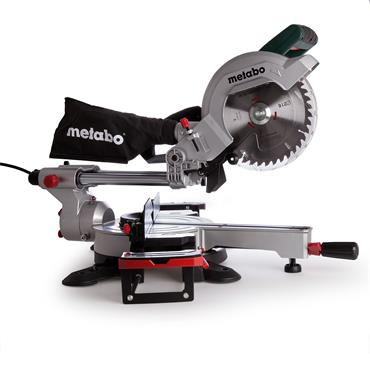 Metabo KGS 216M 216mm Mitre Saw with Sliding Function