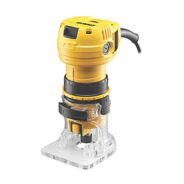 "DeWALT DWE6005 590 Watt 1/4"" Laminate Trimmer"