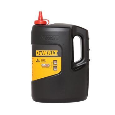 DeWALT DWHT47059 2.26 kg Chalk - Red