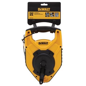 DeWALT DWHT47252 45.7m Large Capacity Chalk Reel - Yellow