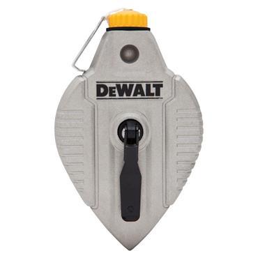 DeWALT DWHT47256 30m Cast Aluminum Chalk Reel