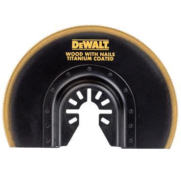 DeWALT DT20711-QZ Multi Tool Titanium Flush Cut Blade