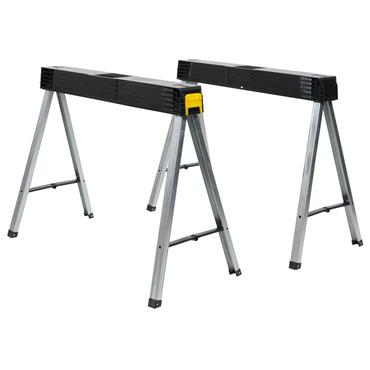Stanley 1-97-475 Fold-Up Saw Horse Pair