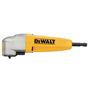 DeWALT DT71517T Right Angle Attachment with Screwdriver Bits