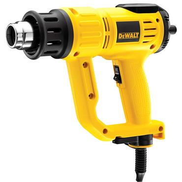 DeWALT D26414 240 Volt Digital LED Heat Air Gun with LCD Display