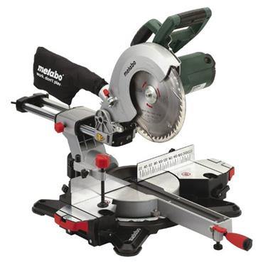 Metabo KGS254M 240 Volt 254mm Mitre Saw with Sliding Function