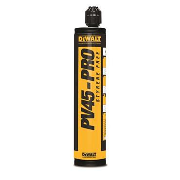 DeWALT DFC1320000 PV45-PRO 300ml Adhesive Anchor Cartridge