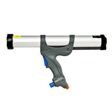 PC COX Airflow 3 400ml Sachet Pneumatic Silicone Gun