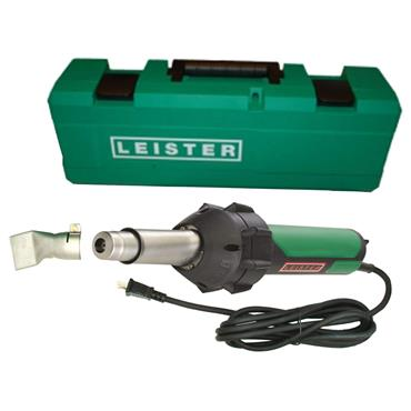 Leister TRIAC ST Hand Held Hot Air Welder Kit