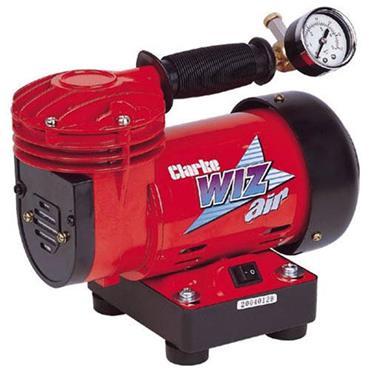 Clarke 2310017 230 Volt Wiz Mini Air Compressor