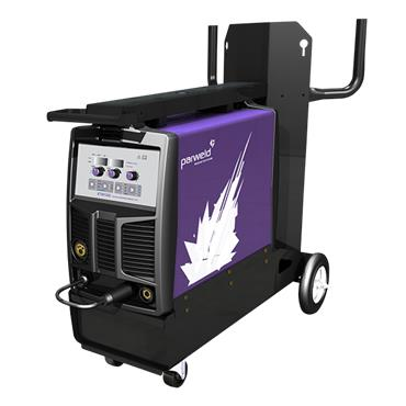 PARWELD XTM182I MIG Welder Machine Package with Torch & Regulator