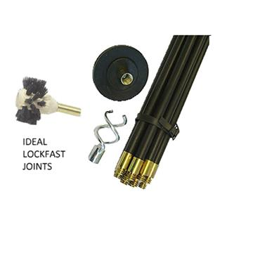 CITEC 30ft Set Ideal Lockfast Drain Rods