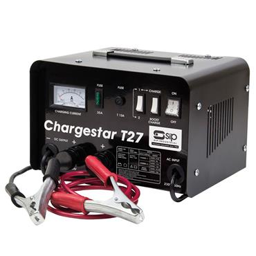 Sip Chargestar T27 12/24 Volt Heavy Duty Trade Battery Charger