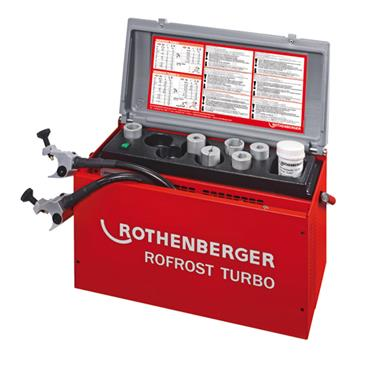 ROTHENBERGER 6.2203 240V Rofrost Turbo II Electric Pipe Freezer  2""