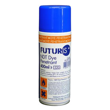 Futuris NDT Crack Detector Dye Penetrant