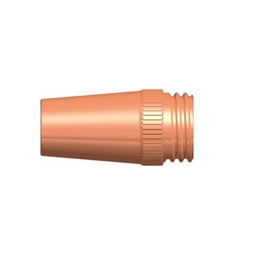 PARWELD Fixed Nozzle Coarse Thread 16mm Bore For MIG Torch