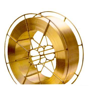 ESAB OK Autrod 19.30 Welding Wire Brass MIG Wire 0.8mm x 5Kg