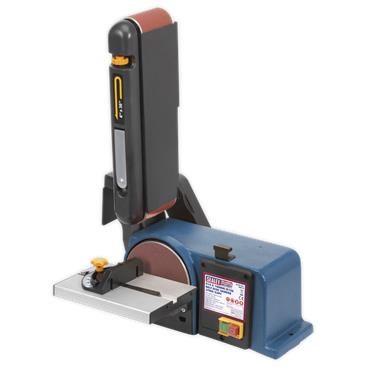 Sealey SM914 240 Volt Belt/Disc Sander