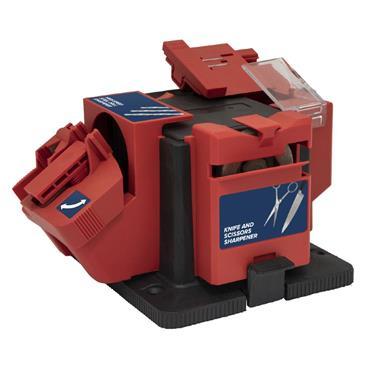 Sealey SMS2004 240 Volt Bench Mounting Multi-Purpose Sharpener