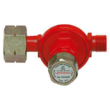 Rothenberger 32081 4 Bar High Pressure Propane Regulator (Female)