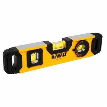 "DeWALT DWHT43003 9"" Magnetic Torpedo Level"