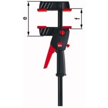 BESSEY One-Handed DuoKlamp