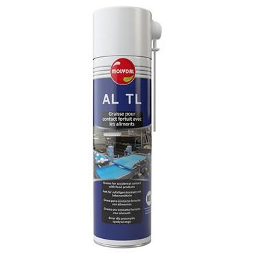 CITEC AL TL 650ml Food Grade Grease Spray