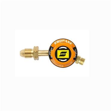 ESAB 0700017213 G-Series Prop Plug Singlestage 4 Bar Propane Regulator