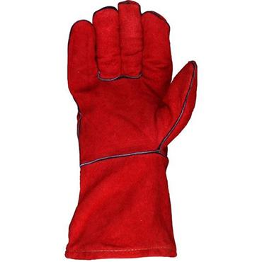 CITEC WGR Red Leather Gauntlet for Welding