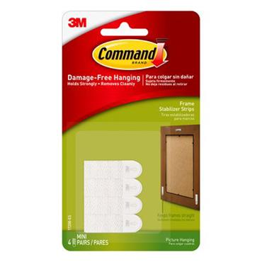 3M Command™ 17208 Frame Stabilizer Strips