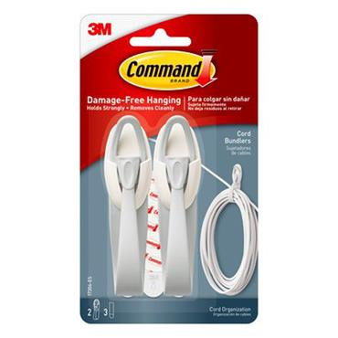 3M Command™ 17304 Cord Bundlers