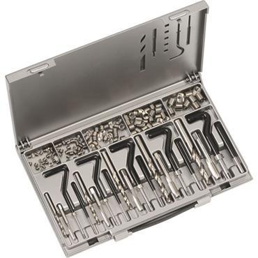 VOLKEL 04081 M5 - M12 V-COIL Thread Repair Workshop Kit