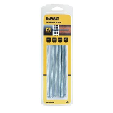 DeWALT DFM411000P 35mm Zip-It Gypsum Board Anchors - 10 Pack