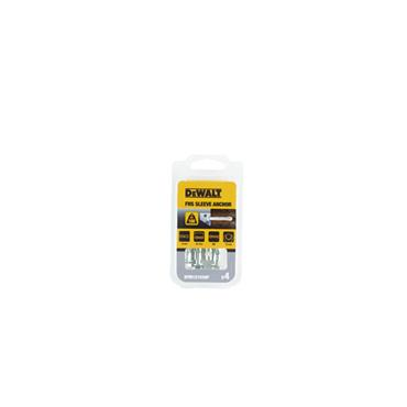 DeWALT DFM1210 Zinc Plated Steel Sleeve Anchors