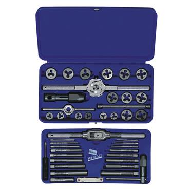 IRWIN 41 Piece Metric Tap & Die Set