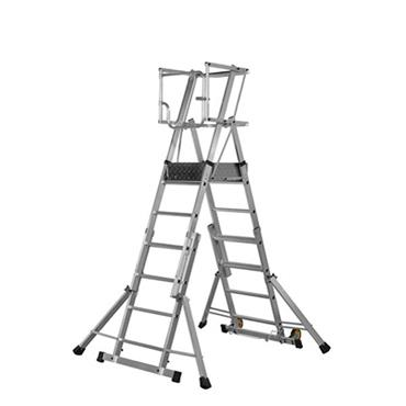 YOUNGMAN Teleguard Telescopic Work Platform 316515