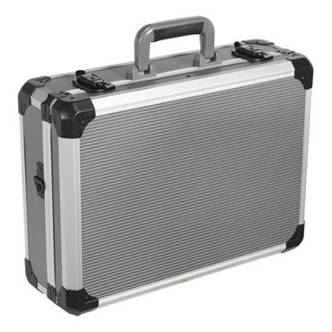 Sealey 450 x 330 x 150mm Heavy-Duty Aluminum Tool Case - AP610