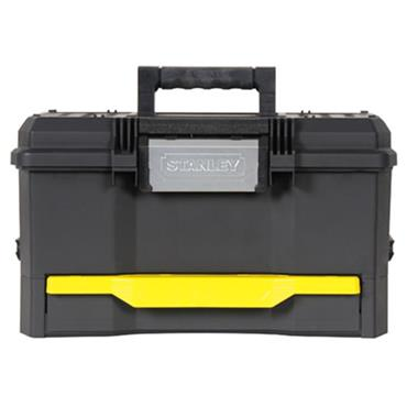 Stanley 480 x 279 x 287mm One Touch Tool Box with Drawer - 1-70-316