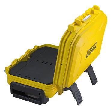 Stanley 500 x 200 x 400mm Yellow FatMax Technician Suitcase - FMST1-71943