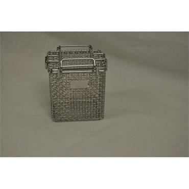 MARLIN STEEL 00-00278001-31 Mesh Basket w/ Lid